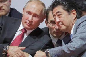 Tin thế giới: Sợ mắc bẫy Nga, Nhật Bản thẳng thừng từ chối Putin