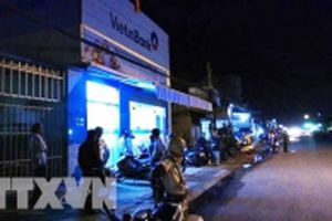 Bắt hai nghi can vụ cướp ngân hàng Vietinbank tại Tiền Giang
