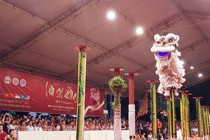 Cuộc thi Lân sư rồng Quốc tế tại Đà Nẵng
