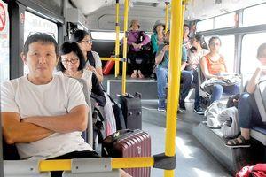 Mở nhiều tuyến xe buýt liên tỉnh kết nối với sân bay Tân Sơn Nhất