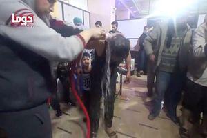 Lộ địa điểm phiến quân Syria chuẩn bị dàn dựng tấn công hóa học