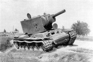 Chết lặng với lý do Liên Xô quyết tâm chế tạo 'quái vật' KV-2