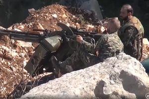 Cận cảnh Syria bắn hạ UAV có gắn bom của khủng bố