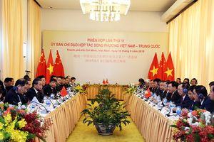 Việt Nam - Trung Quốc nhất trí kiểm soát tốt bất đồng trên biển