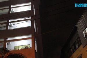 Nam sinh rơi lầu KTX Đại học Công nghiệp với thư tuyệt mệnh