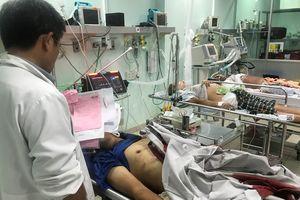 TP.HCM: Quá tải bệnh nhân thở máy do bệnh nặng gia tăng