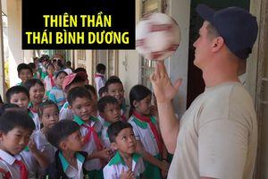 'Thiên thần Thái Bình Dương' trở lại Quảng Nam
