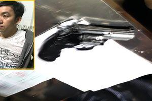 Vụ cướp ngân hàng: Nghi phạm bị bắt ở TP.HCM với đầy đủ tang vật