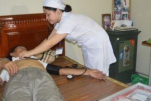 Hà Nội: Lợi ích thiết thực từ chương trình lập hồ sơ, quản lý sức khỏe y tế cơ sở