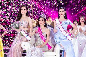 Tân Hoa hậu Việt Nam 2018- Trần Tiểu Vy sẽ trích 50% số tiền thưởng để gửi vào quỹ từ thiện.