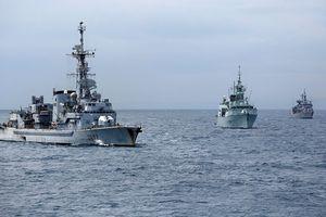 Chiến hạm NATO rầm rập tiến vào Địa Trung Hải, Syria nguy cấp?