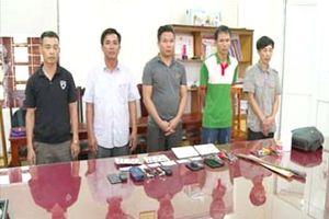 Thanh Hóa: Triệt phá ổ nhóm gây ra hơn 200 vụ trộm cắp xe máy liên tỉnh