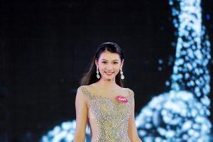 Nữ sinh Nghệ An với hành trình đến top 15 Hoa hậu VN 2018 và trở thành Người đẹp tài năng