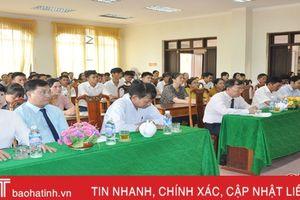 Hà Tĩnh khai giảng lớp trung cấp công tác xã hội và chính trị - hành chính