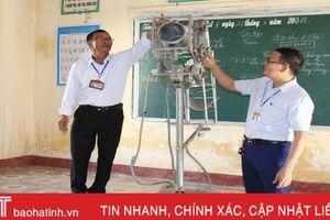 Thầy giáo trường làng nói về sản phẩm vào 'Sách vàng sáng tạo Việt Nam'