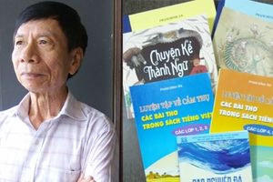 Nhà thơ Phạm Đình Ân với những 'Chuyện kế muộn'