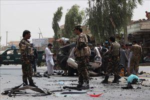 Giao tranh tại miền Tây Afghanistan, nhiều cảnh sát thiệt mạng