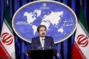 Châu Âu đưa ra những đề xuất mới đối với Iran