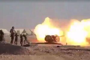 Tên lửa, pháo binh Syria gầm thét hủy diệt IS tại tử địa Deir Ezzor