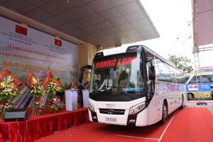 Khởi hành tuyến vận tải hành khách Hải Phòng- Hà Nội-Côn Minh