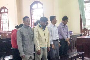 Hai bị cáo trong vụ Tòng 'Thiên Mã' lại hầu tòa