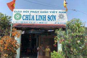TP HCM: Trung thu đã về với trẻ mồ côi tại chùa Linh Sơn, quận 12