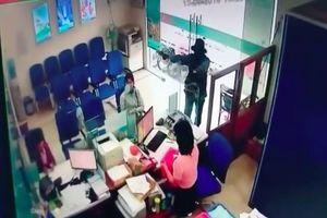 Tiền Giang: Bắt giữ nghi can cướp ngân hàng gần 1 tỷ đồng