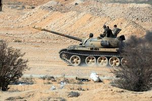 Chiến sự Syria: Quân chính phủ mở giao tranh với phiến quân tại Idlib