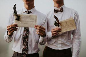 Những bộ ảnh cưới đồng tính Việt đẹp như mơ, lãng mạn và xuất thần được xếp vào hàng cực phẩm