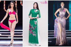 Chiêm ngưỡng thân hình chuẩn của cô gái mặc áo tắm đẹp nhất Việt Nam 2018