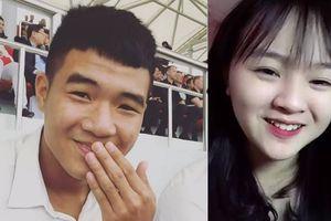 Quay clip 'thả thính', cô nàng khiến Đức Chinh U23 vừa khen 'nghe đã lắm' vừa 'bóc mẽ' cảnh đặc biệt