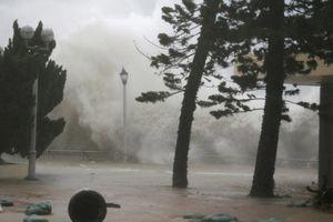 Vì sao siêu bão Mangkhut càn quét Trung Quốc nhưng không vào Việt Nam?