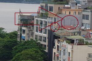 Cần kiểm tra dấu hiệu bao che vi phạm trật tự xây dựng tại phường Yên Phụ?