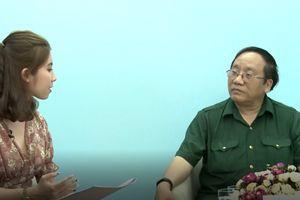 Nhà thơ Trần Đăng Khoa: Tôi chưa từng quảng cáo cho hãng thuốc nào cả