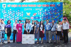 Khoa Hóa Trường đại học Bách khoa Đà Nẵng kỷ niệm 40 năm thành lập