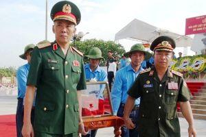 Tỉnh Quảng Bình và Khăm Muộn (Lào) ký kết tìm kiếm mộ liệt sĩ