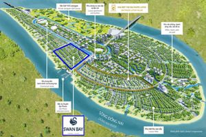 Bóng dáng Tập đoàn Thành Thành Công và CFLD Trung Quốc trong nhiều dự án 'khủng' ở Nhơn Trạch, Đồng Nai