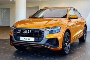 Audi Q8 'trình làng' giá gần 5 tỷ đồng, cạnh tranh BMW X6
