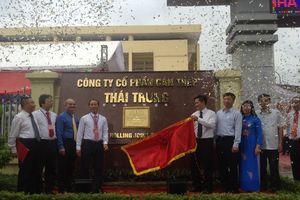 Công ty CP Gang Thép Thái Nguyên: Đón 'nhà máy – công viên' thứ 5