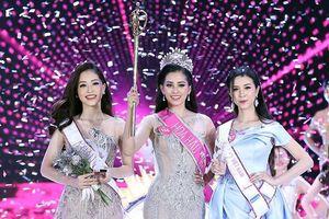 Thí sinh nhỏ tuổi nhất Trần Tiểu Vy đăng quang Hoa hậu Việt Nam 2018