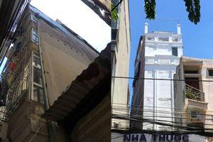 Hà Nội: UBND phường Trương Định vẫn để công trình sai phạm ngang nhiên tồn tại (!?)