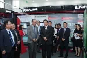 Mitsubishi Electric khánh thành phòng trưng bày sản phẩm tại Hà Nội