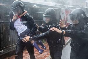 Trung Quốc đối diện tổn thất kinh hoàng do bão Mangkhut gây ra