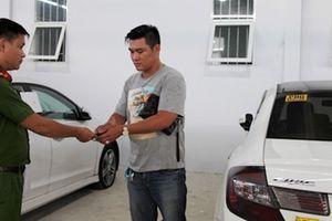 2 anh em thuê 11 ôtô tự lái mang đi cầm cố lấy 4 tỷ đồng