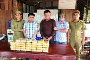 Phát hiện vụ vận chuyển ma túy 'khủng' nhất từ trước đến nay ở Quảng Trị