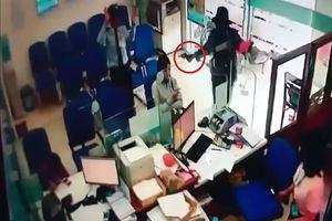 Bắt được kẻ cướp có súng đột nhập ngân hàng lấy tiền tỷ