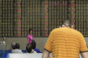Chứng khoán châu Á giảm điểm khi cuộc chiến thương mại leo thang