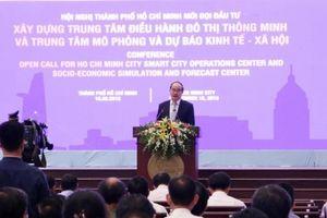 TP.HCM mời gọi đầu tư 2 dự án quan trọng của đô thị thông minh