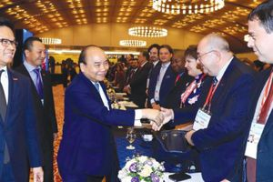 WEF ASEAN và Việt Nam: Hành trình đi cùng những ý tưởng thời đại (bài 4)