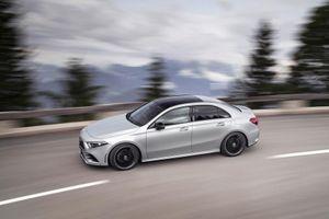 Mercedes-AMG 'thả thính' hình ảnh mẫu xe rẻ nhất A35